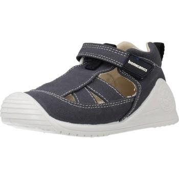Schuhe Jungen Sandalen / Sandaletten Biomecanics 202211 Blau