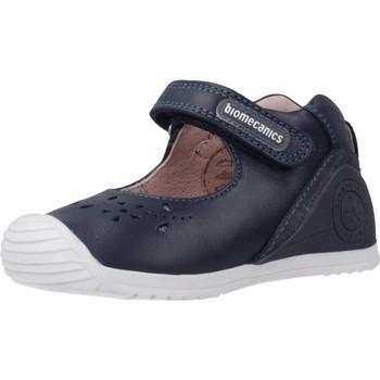Schuhe Mädchen Derby-Schuhe & Richelieu Biomecanics 202110 Blau