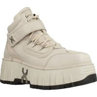 Schuhe Damen Low Boots Bronx BRONX BM0ON-WALKK Beige