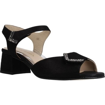 Schuhe Damen Sandalen / Sandaletten Piesanto 190288 Schwarz