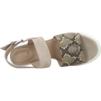 Geox D TORRENCE A Mehrfarbig - Schuhe Sandalen / Sandaletten Damen 4796
