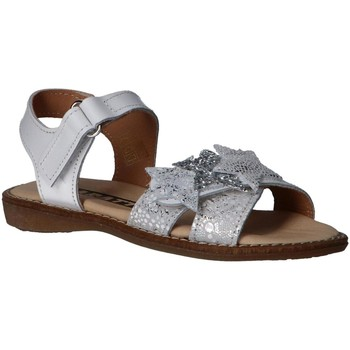Schuhe Mädchen Sandalen / Sandaletten Garatti AN0090 Blanco