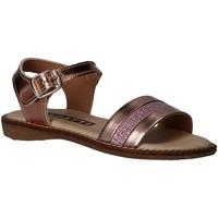 Schuhe Mädchen Sandalen / Sandaletten Garatti AN0091 Rosa