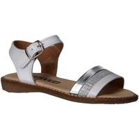Schuhe Mädchen Sandalen / Sandaletten Garatti AN0091 Blanco
