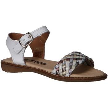 Schuhe Mädchen Sandalen / Sandaletten Garatti AN0092 Blanco