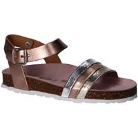 Schuhe Mädchen Sandalen / Sandaletten Garatti AN0093 Rosa