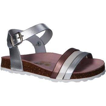 Schuhe Mädchen Sandalen / Sandaletten Garatti AN0093 Plateado