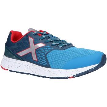 Schuhe Herren Laufschuhe Munich 4116808 R-X Azul