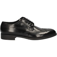 Schuhe Herren Derby-Schuhe Campanile 9724 BLACK