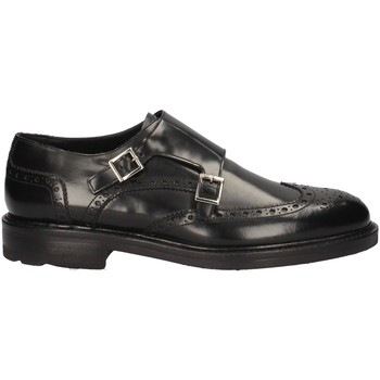 Schuhe Herren Derby-Schuhe Campanile 1311 BLACK