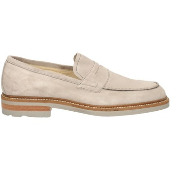 Schuhe Herren Slipper Campanile Z108 GRAY