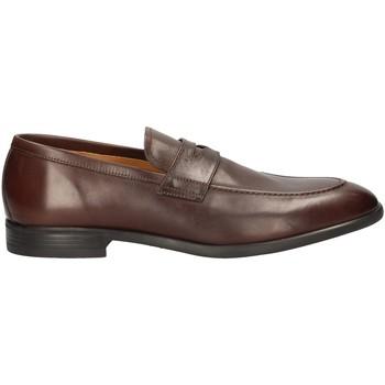 Schuhe Herren Slipper Campanile T9783S BROWN