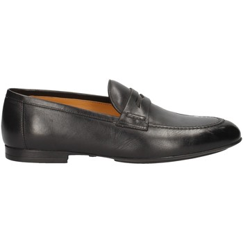 Schuhe Herren Slipper Campanile T9783S BLACK