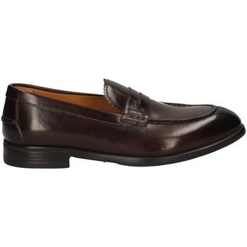 Schuhe Herren Slipper Campanile 9751 BROWN