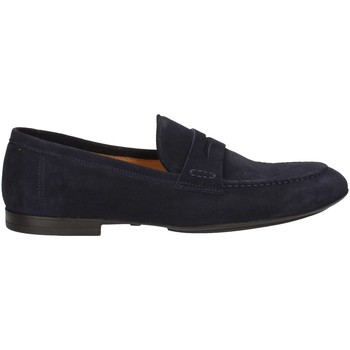 Schuhe Herren Slipper Campanile 2703S BLUE