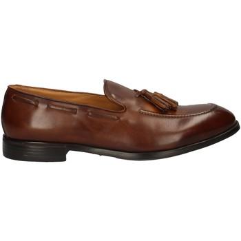 Schuhe Herren Slipper Campanile 192 BROWN