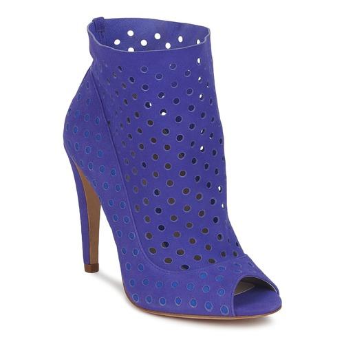 Bourne RITA Blau  Schuhe Ankle Boots Damen 182