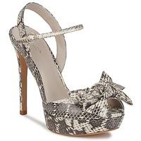 Schuhe Damen Sandalen / Sandaletten Bourne MOLLIE Grau