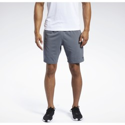 Kleidung Herren Shorts / Bermudas Reebok Sport Workout Ready Shorts grey