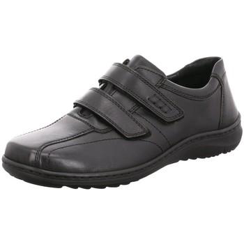 Schuhe Herren Slipper Waldläufer Slipper Slipper Halbschuh Herwig 478301 174 001 schwarz