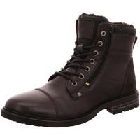 Schuhe Herren Stiefel Carrera Panamericana 8594 schwarz