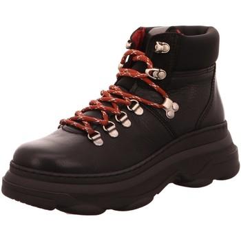 Schuhe Damen Low Boots Marc O'Polo Stiefeletten 908 15336302 150 schwarz