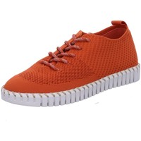 Schuhe Herren Sneaker Low La Strada Schnuerschuhe 1903190-4534 orange