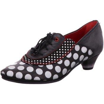 Schuhe Damen Pumps Simen 2872 schwarz