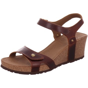Schuhe Damen Sandalen / Sandaletten Panama Jack Sandaletten Julia Clay B1 braun