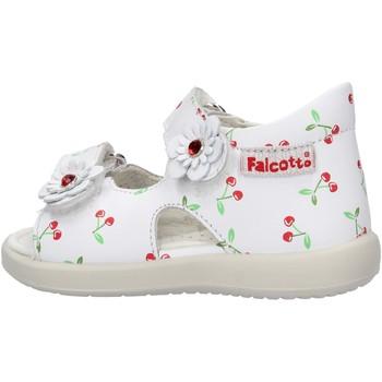 Schuhe Jungen Wassersportschuhe Falcotto - Sandalo bianco SHAMAL-0N01 BIANCO