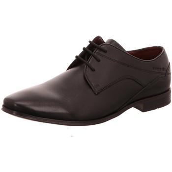 Schuhe Herren Derby-Schuhe & Richelieu Bugatti Schnuerschuhe Morino 31142017-40001000 schwarz