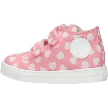 Schuhe Jungen Sneaker Falcotto - Polacchino rosa MICHAEL-1M08 ROSA