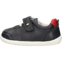Schuhe Jungen Sneaker Bobux - Step up ryder blu 730202 BLU
