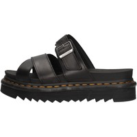 Schuhe Damen Wassersportschuhe Dr Martens - Ciabatta  nero RYKER NERO
