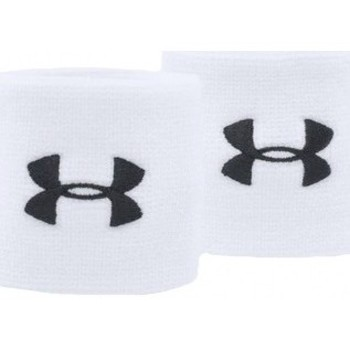 Accessoires Sportzubehör Under Armour Performance Wristbands Weiß