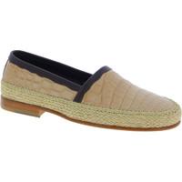 Schuhe Herren Slipper D&G A50034 A2F77 8R063 beige