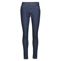 Kleidung Damen Slim Fit Jeans Vero Moda VMSEVEN Blau