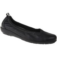 Schuhe Damen Ballerinas Natural Feet Ballerina Polina Farbe: schwarz schwarz