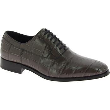 Schuhe Herren Derby-Schuhe D&G CA5751 A2338 80720 grigio