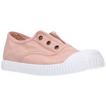 Schuhe Mädchen Sneaker Low Potomac 292   C247   Nude Niña Nude rose