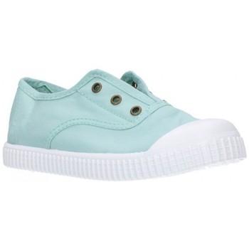 Schuhe Mädchen Sneaker Low Potomac 292   C62     Aguamar Niña Verde vert