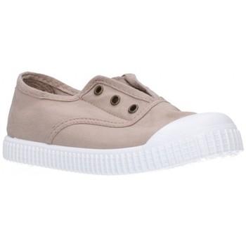 Schuhe Jungen Sneaker Low Potomac 292   C102    Taupe Niño Taupe marron