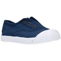 Schuhe Jungen Sneaker Low Potomac 292   C57    Azul Marino Niño Azul marino bleu