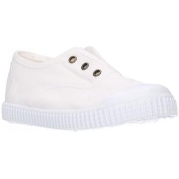 Schuhe Jungen Sneaker Low Potomac 292   C4     Blanco Niño Blanco blanc