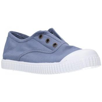 Schuhe Jungen Sneaker Low Potomac 292   C17   Jeans Niño Jeans bleu
