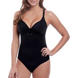 Kleidung Damen Badeanzug Freya AS3981 BLK Schwarz