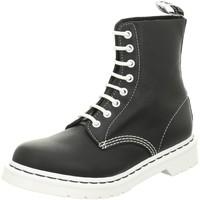 Schuhe Damen Stiefel Dr Martens Stiefeletten 1460 Pascal Boot 25817001 schwarz