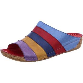 Schuhe Damen Pantoletten / Clogs Gemini Pantoletten Kitty 032084-02-800** bunt