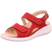Schuhe Damen Sandalen / Sandaletten Finn Comfort Sandaletten SUVA 03352-007420 rot