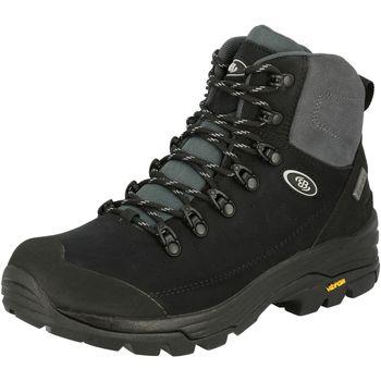 Schuhe Herren Wanderschuhe Brütting Mount tanaga schwarz